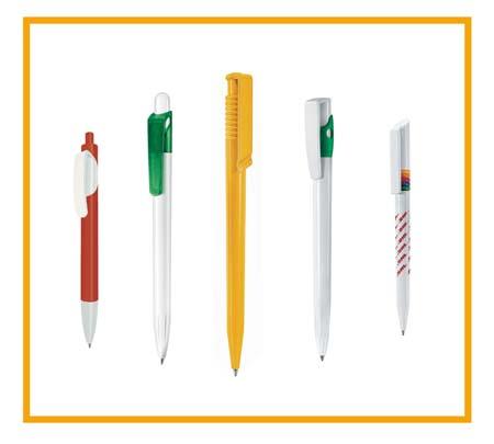 Ручки из пластика Lecce Pen