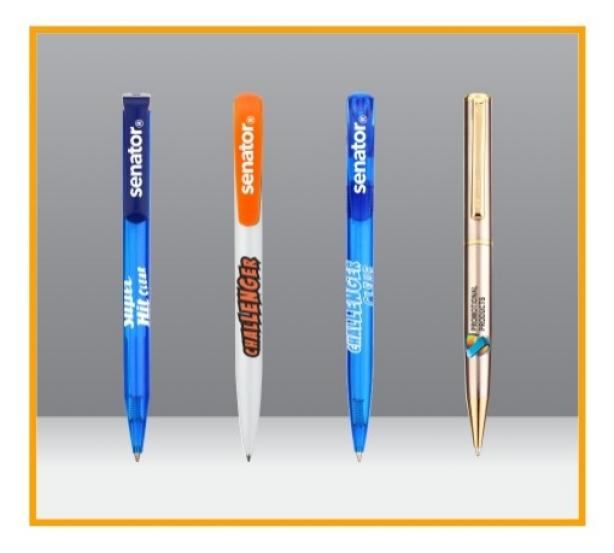 Пластиковые ручки Сенатор