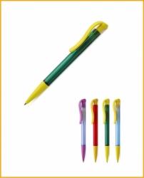 Ручка шариковая Симпл Транспарент