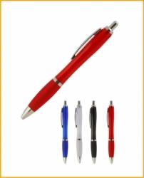 Ручка шариковая пластиковая Сельва